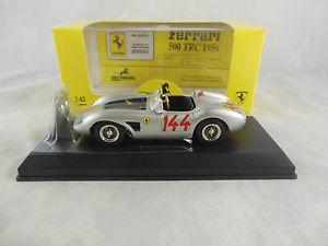 【送料無料】模型車 スポーツカー アートモデルアートフェラーリレースフォンノイマンart model art025 ferrari 500 trc racing 144 1957 tiefencastel von neuman