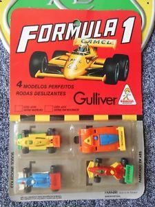 【送料無料】模型車 スポーツカー ガリバーフォーミュラマクラーレンロータスポルシェフェラーリポルトガルブラジルgulliver formula 1 f1 mclaren lotus porsche ferrari 176 moc portugal brazil