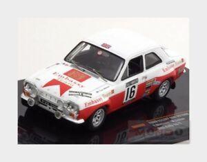 【送料無料】模型車 スポーツカー フォードエスコートmki rs 160016 rac1971tmakinen hliddon ixo 143 rac260 moford escort mki rs 1600 16 rac rally 1971 tmakinen hliddon
