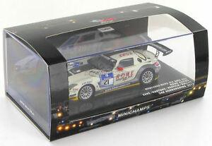 【送料無料】模型車 スポーツカー メルセデスグアテマラレーシング#ニュルブルクリンクmercedes sls amg gt3 rowe racing 21 nurburgring 24hrs 2012 143