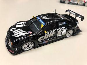 【送料無料】模型車 スポーツカー オニキスオペルロイタークリonyx opel calibra 4x4 v6 dtm 1996 143, reuter 7 cliff