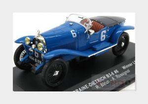【送料無料】模型車 スポーツカー ロレーヌディートリヒb366レ1926rblochロシニョールixo 143 lm1926lorraine dietrich b36 6 winner le mans 1926 rbloch rossignol ixo 143 lm1926