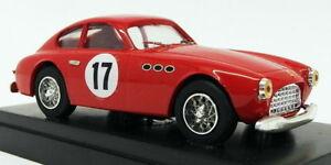 【送料無料】模型車 スポーツカー スケールモデルカーフェラーリクーペツールドフランスprogetto k 143 scale model car 036 ferrari 225 coupe tour de france 1952