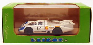 【送料無料】模型車 スポーツカー スケールモデルカーポルシェ#ルマンeligor 143 scale model car 1198 porsche 917 12 24hr du mans 1969