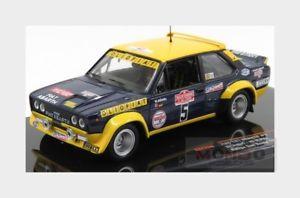 【送料無料】模型車 スポーツカー フィアットアバルト#ラリーサンレモネットワークモデルfiat 131 abarth 5 rally sanremo 1977 wrohrl wppitz ixo 143 rac266 model