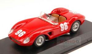 【送料無料】模型車 スポーツカー フェラーリ500 trc96tflorio1958アルプスカマラータ143art231 moferrari 500 trc 96 winner tflorio 1958 tramontanacammarata 143 art art231 mo