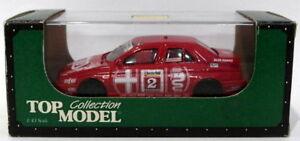 【送料無料】模型車 スポーツカー トップモデル143tmc 021アルファロメオ155d2 1993 2 morbidellitop model 143 scale tmc 021 alfa romeo 155 d2 1993 2 morbidelli