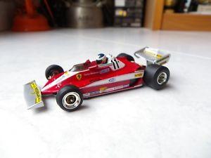 【送料無料】模型車 スポーツカー フェラーリカルロスロイテマンモナコ#ferrari 312 t3 312t3 carlos reutemann monaco gp 11 quartzo 143 1978 f1