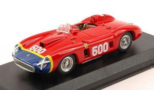 【送料無料】模型車 スポーツカー フェラーリ290mm6004ミルミグリア1954jmファンヒオ143モデルモデルferrari 290 mm 600 4th mille miglia 1954 jm fangio 143 model artmodel