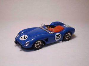 【送料無料】模型車 スポーツカー フェラーリルマン#モデルferrari 500 trc lm le mans 1957 29 143 model artmodel