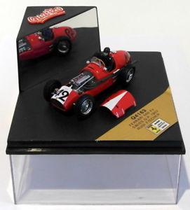【送料無料】模型車 スポーツカー スケールフェラーリスイスグランプリ#フィッシャーquartzo 143 scale q4163ferrari 500 f2swiss gp 1952 42 r fischer
