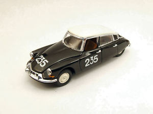 【送料無料】模型車 スポーツカー citroen ds 19235ミルミグリア1957143モデルrio4251 riocitroen ds 19 235 mille miglia 1957 143 model rio4251 rio