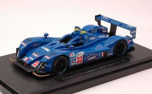 【送料無料】模型車 スポーツカー zytek 07s33ルマン2007 143モデルebbrozytek 07s 33 le mans 2007 143 model ebbro