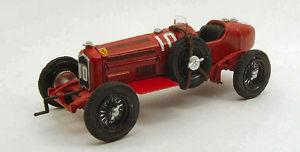 【送料無料】模型車 スポーツカー アルファromeo p310 winner targa florio1934avarzi 143モデルrioalfa romeo p3 10 winner targa florio 1934 a varzi 143 model rio