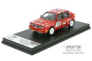 【送料無料】模型車 スポーツカー ランチアデルタラリーポルトガルカルロスlancia delta integrale 16v rally portugal 1990 carlos bica 143 trofeu rral 063
