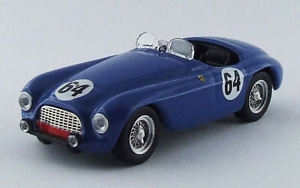 【送料無料】模型車 166 スポーツカー フェラーリ166 le mm barchetta64ルマン1951 bouchardfarnaud barchetta 143モデルferrari 166 mm barchetta 64 retired le mans 1951 bouchardfarnaud 143, 燕市:c2c7c38c --- sunward.msk.ru