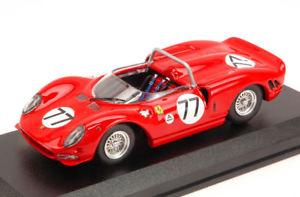 【送料無料】模型車 スポーツカー フェラーリ330 p277 dnfデイトナ1965surteesロドリゲス143モデルモデルferrari 330 p2 77 dnf daytona 1965 surteesrodriguez 143 model best models