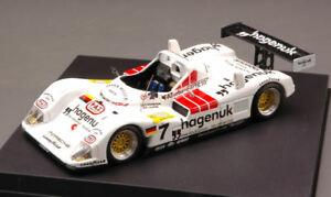 【送料無料】模型車 スポーツカー ヨーストポルシェ#ドニントンヨハンソンマルティニモデルporsche joest 7 winner donington 1997 s johanssonp martini 143 model
