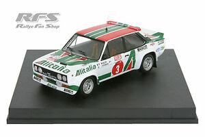 【送料無料】模型車 スポーツカー フィアットフィンランドラリーfiat 131 abarthalenkivimki rally finland 1978 143 trofeu kbt01