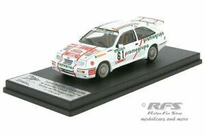 【送料無料】模型車 スポーツカー フォードシエラコスワースラリーポルトガルford sierra rs cosworth rally portugal 1987 promogrupo amorim 143 trofeu