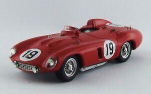 【送料無料】模型車 スポーツカー フェラーリ8571912hセブリング1956 de portagoキンバリー143モデルferrari 857 19 retired 12h sebring 1956 de portagokimberly 143 model