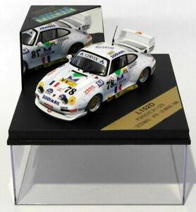 【送料無料】模型車 スポーツカー 143l152dporsche 911 gt278 levitesseモデル1995sodimailvitesse models 143 scale l152dporsche 911 gt2 78 le mans 1995sodimail