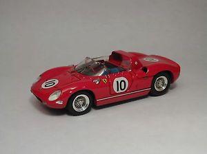 【送料無料】模型車 スポーツカー フェラーリ#モデルferrari 250 p 1963 10 143 model artmodel