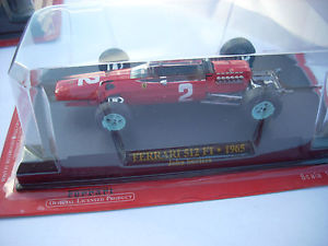 【送料無料】模型車 スポーツカー フェラーリスケールferrari 512 f11965 j surtees scale 1 43