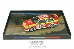 【送料無料】模型車 スポーツカー フォードシエラコスワースコルシカオリオールford sierra rs cosworth 33 exporttour de corse 1987auriol 143 trofeu