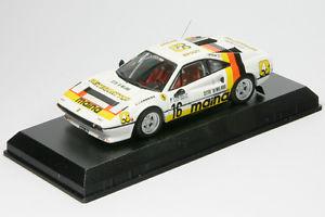 【送料無料】模型車 スポーツカー フェラーリラリーデイベスト143 ferrari 308 gtb rally dei laghi 1984best 9457