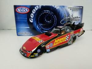 【送料無料】模型車 スポーツカー コートニーships free courtney force 2017 advance auto parts 124 nhra fuel funny car