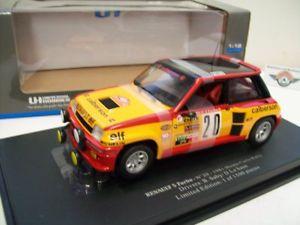 【送料無料】模型車 hobbies スポーツカー ルノーターボ#モンテカルロラリーユニバーサルホビーrenault r5 r5 turbo 20 ovp rallye monte carlo 1981, universal hobbies 118, ovp, タケトミチョウ:c011e54c --- sunward.msk.ru