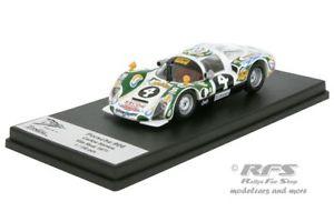 【送料無料】模型車 スポーツカー ポルシェカルロスサントスビラレアルporsche 906 carlos santos gp vila real 1971 143 trofeu rrac 09