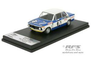 【送料無料】模型車 スポーツカー ボッシュカブラルビラbmw 2002 bosch nicha cabral vila do conde 1972 143 trofeu rrac 08