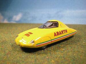 【送料無料】模型車 スポーツカー フィアットアバルトレコード##β** fiat abarth 500 record 1958 143 60 β **
