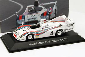 【送料無料】模型車 スポーツカー ポルシェ#ルマンマルティーニレーシングporsche 93677 4 gangant 24h lemans 1977 martini racing 143 spark