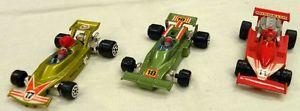 【送料無料】模型車 スポーツカー フェラーリ143 hong kong 3 x ferrari f1 312 b374 312 b3 312 t3 metal