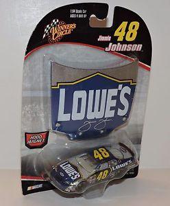 【送料無料】模型車 スポーツカー ジミージョンソン#ロウフードマグネット2006 jimmie johnson 48 lowes 164 whood magnet