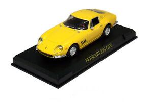 【送料無料】模型車 スポーツカー フェラーリ275gtb 143ferrari 275 gtb 143