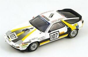 【送料無料】模型車 スポーツカー ポルシェトルコプレビュースパークporsche 928 s n107 22th lm 1984 boutinaudrenaultguinand 143 spark s3408 mod