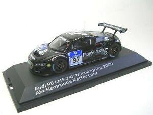 【送料無料】模型車 スポーツカー アウディr8 lms 9724hnurburgring 2009audi r8 lms 97 24h nrburgring 2009