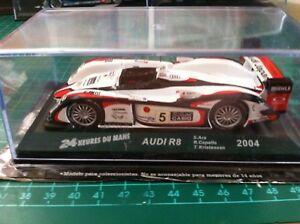 【送料無料】模型車 スポーツカー アウディ#ルマンaudi r8 5 le mans 2004