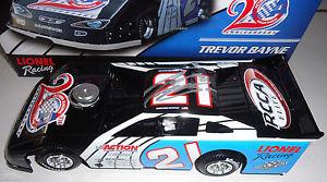 【送料無料】模型車 スポーツカー トレバー#アークサインtrevor bayne 2012 lionel 21 arc anniversary autographed dirt car 124 free ship