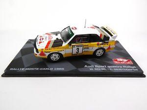 【送料無料】模型車 スポーツカー 1985 アウディスポーツquattroラリーモンテカルロ1985レール143 monte rally model car carlo rb5audi sport quattro rallye monte carlo 1985 rohrl 143 rally model car, らくらくエコショップ:44b9eb69 --- m.vacuvin.hu