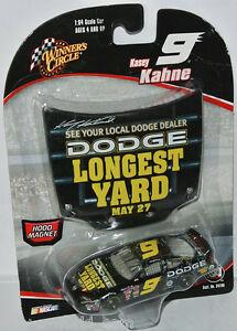 【送料無料】模型車 スポーツカー #ダッジダッジヤードケーシーフード9 dodge nascar 2005 * dodge longest yard * kasey kahne 164 hood 124
