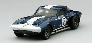 【送料無料】模型車 スポーツカー シボレーコルベットスポーツクーペ2セブリング1964143 tsm144320chevrolet corvette grand sport coupe 2 sebring 1964 true scale 143 tsm144320