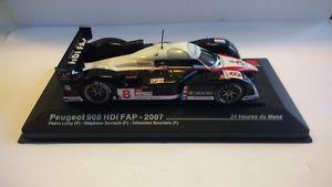 【送料無料】模型車 スポーツカー プジョールマンペドロラミーpeugeot 908  24 heures du mans pedro lamy