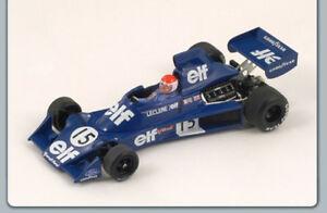 【送料無料】模型車 スポーツカー ティレル#グランプリスパークモデルtyrrell 007 m leclere 1975 15 us gp 143 spark s1881 model