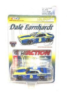 【送料無料】模型車 スポーツカー デイルアーンハートダイカストスケールdale earnhardt 1975 dodge number 8 diecast 164 scale car nascar