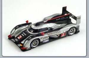 【送料無料】模型車 スポーツカー アウディr18 tdiチームアウディスポーツヨースト224hルマン2011スパーク143 43lm11audi r18 tdi team audi sport joest 2 winner 24h le mans 2011 spark 143